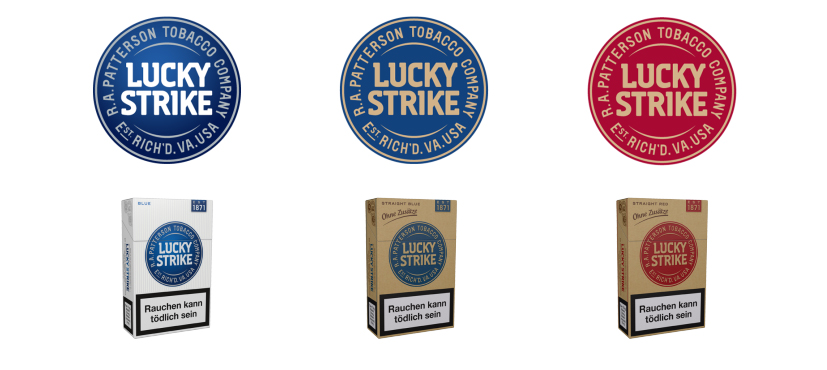 Logo_Lucky_Strike_Déclinaisons