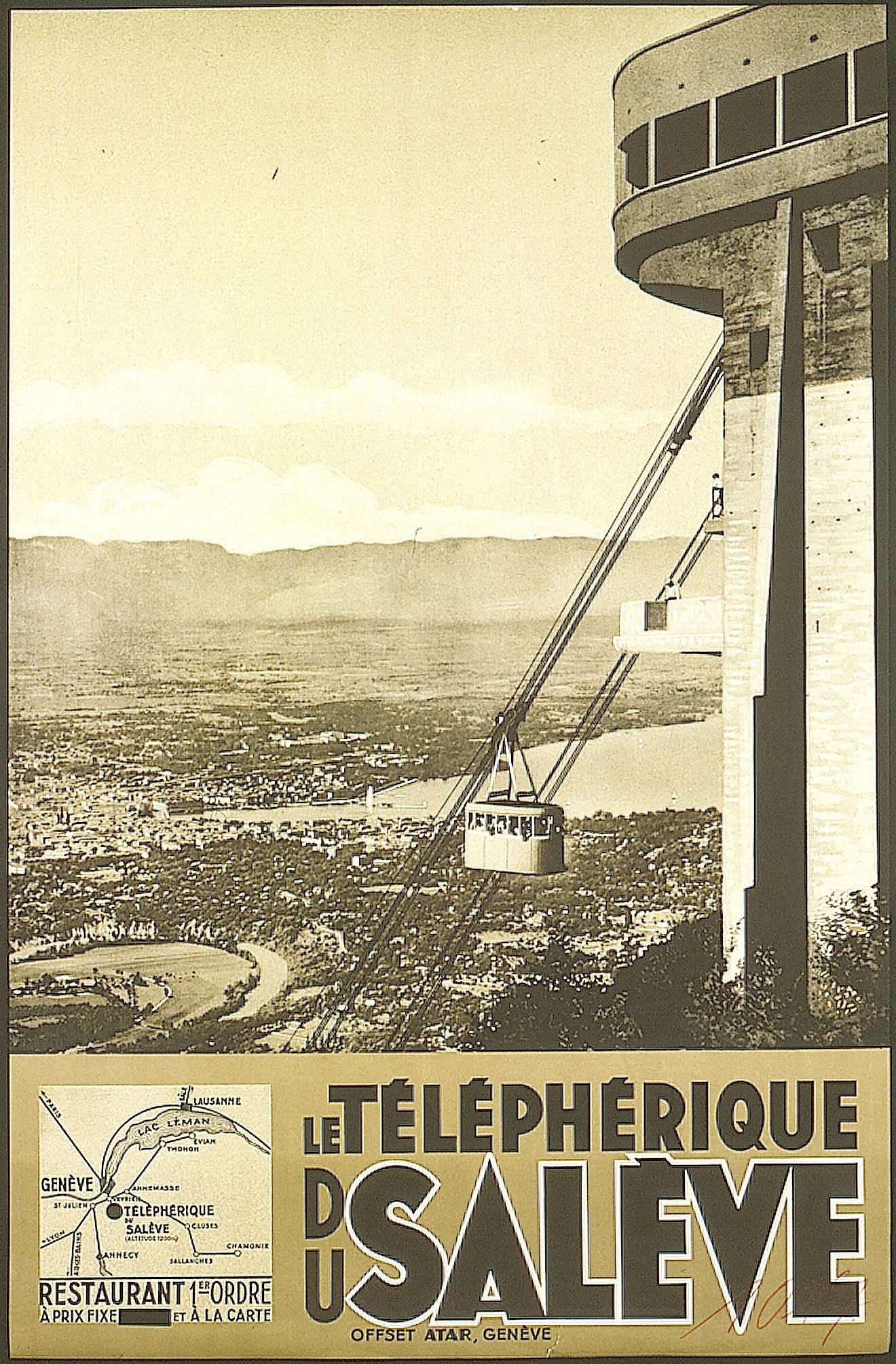 affiche_telephérique_saleve
