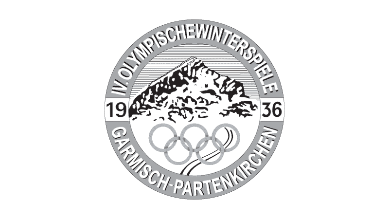 1936_Winter_Olympics_Garmisch_Partenkirchen_logo
