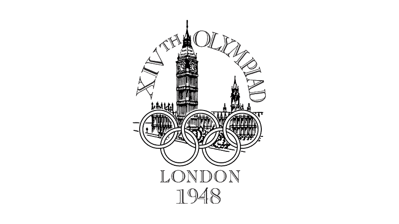 1948-London–Summer-olympics-logo