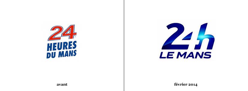 le nouveau logo des 24h du mans logonews. Black Bedroom Furniture Sets. Home Design Ideas