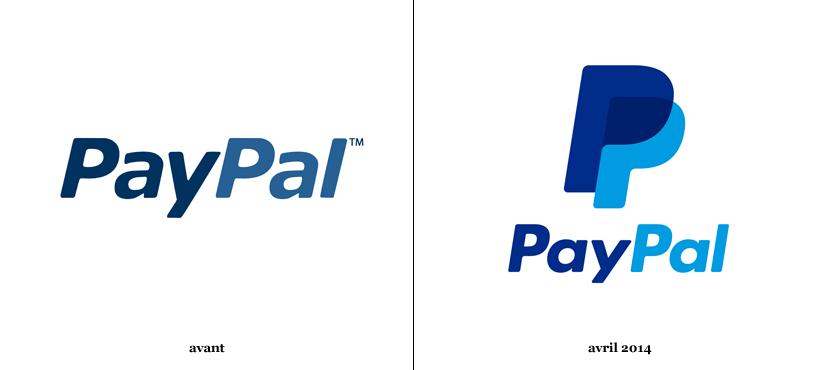 PayPal s'offre un monogramme - LOGONEWS