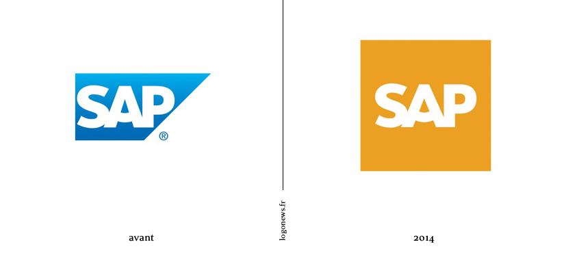 sap runs simple avec son nouveau logo logonews