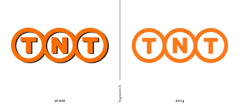 TNT change de logo