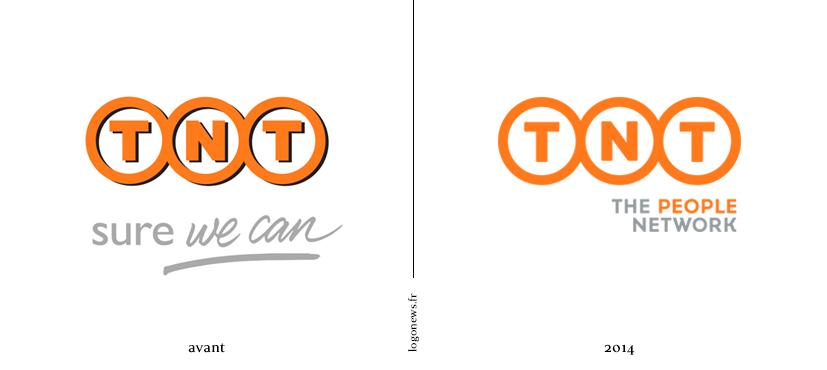 Nouvelle signature de marque pour TNT