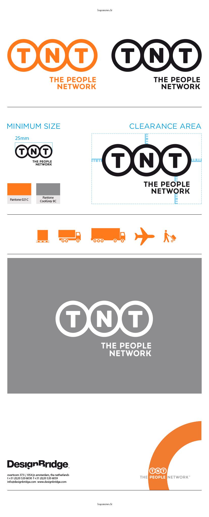 TNT modifie son identité graphqiue