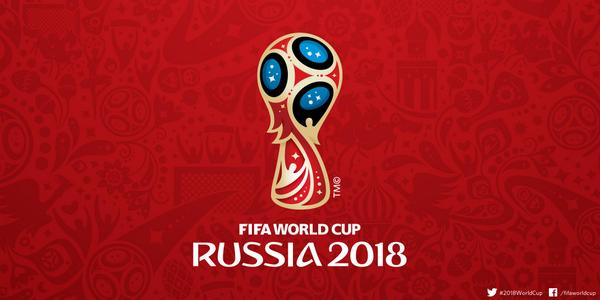 logo FIFA 2018