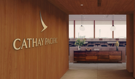 Cathay Pacific_loung