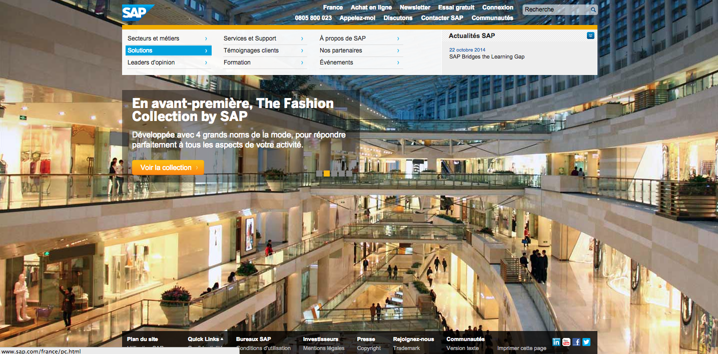SAP_website