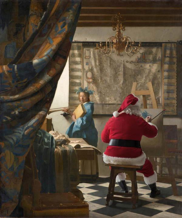 santa-portraits-vermeer