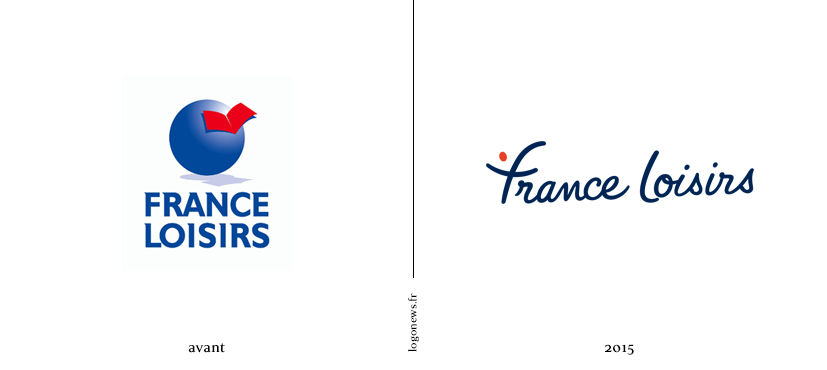 Le nouveau france loisirs logonews - France loisir parrainage ...