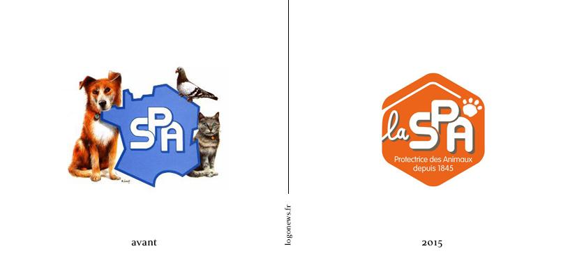 Nouvelle ou ancienne empreinte pour la spa logonews for Porte de champerret salon animaux