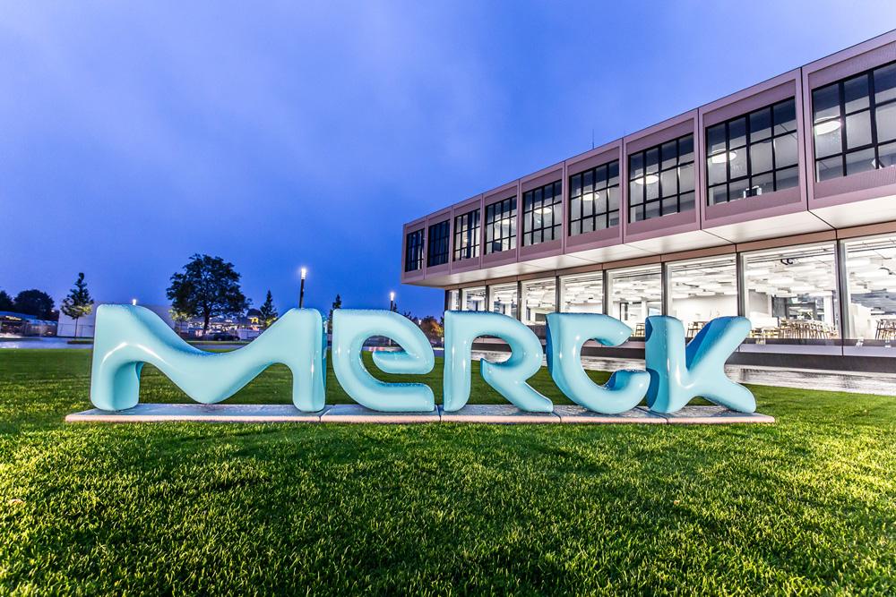 Merck... Un nouveau logo - LOGONEWS