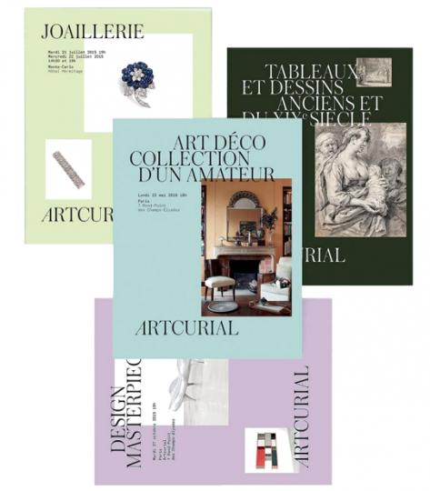 catalogues Artcurial