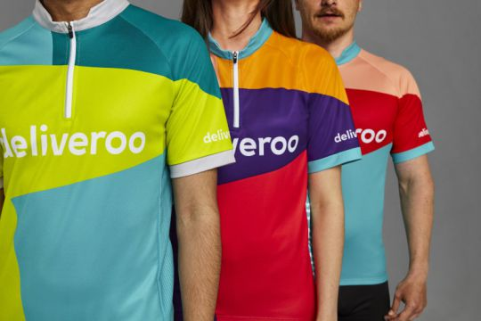 Deliveroo maillots