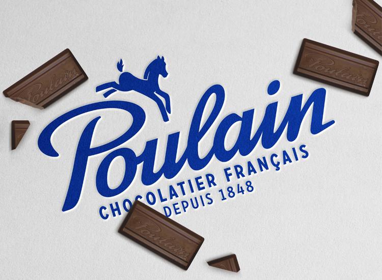 Poulain saute sur la tendance du chocolat français - LOGONEWS